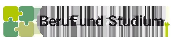 Logo Beruf und Studium